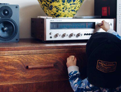 Blocco Note: Musica e Bambini