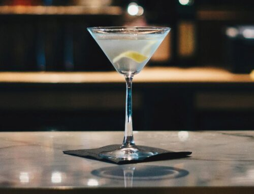 Beviamoci Su: il Dry Martini